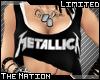 [Li] Metallica Tank