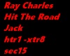 Ray Charles - Hit The Ro