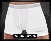 Men's Underwear White