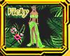 sensual tropical