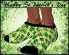 St.Patties Day Socks-M