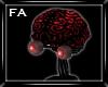 (FA)BrainHead Red