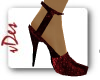Red NiteOff Heels