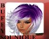BSU Purple Frost Hair