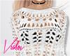 ❤ Crochet  White