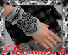 Hand Bandana White