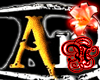 -N- Snake angel sticker
