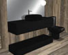 Bath Set Black