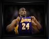 Framed Kobe
