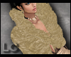 LC Layerable Gold Fur