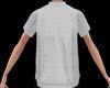 Grey Long T-Shirt