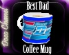 Best Dad Coffee Mug