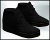 mens Fall Boots Black