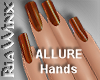 Wx:Sleek Allure Caramel
