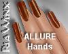 Caramel Nails