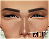 m. Thin Eyebrows Brown