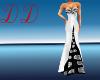 Amalthia-Black wedding
