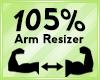 Arm Scaler 105%