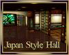 Japan Style Hall