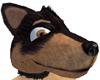 Dog Head, Size: Large