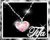 [Tifa] Hearts Necklace