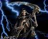 (J) Grim Reaper Poster