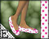 [E] STARS: Pink Flats