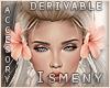 [Is] Hair Flower Drv