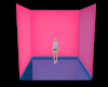 Small room : Pink/Blue