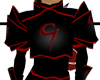 Bloody Wolf Armor Top