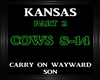 Kansas~Carry On WS 2