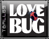 Love Bug Sticker