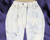 relaxed tyedye jeans
