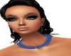 Saphire Blue Neclace