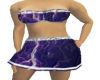 Purple lightening Outfit