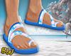 Tropical Beach Sandals B