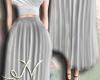 N. Gray Vintage Skirt
