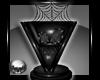 Spiderweb Pvc Throne
