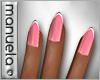 |M| Vintange French Pink