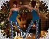 Christmas Pjs - Tree blu