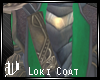 [Asgard] Loki Coat