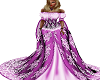 FG~ Medieval Purple Gown