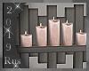 Rus: Blush Candles