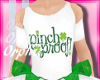 Kid St Patrick onesie