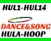 Dance&Song Hula Hoop