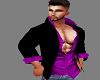 Hot Looks PurpleBlack