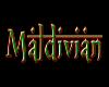[R] Maldivian Headsign