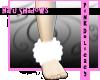 -Kawaii ankle fur- [R]