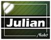 *NK* Julian (Sign)