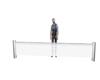 Mesh railing